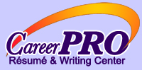 CareerPRO Resume and Writing center